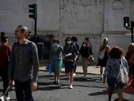 Bars und Fitnessstudios öffnen: Portugiesen feiern ihr Corona-Wunder