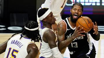 Basketball - L.A.-Derby in der NBA: Lakers chancenlos gegen Clippers
