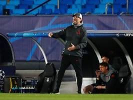 Real zerlegt Liverpool: Klopp braucht wieder das Rückspiel-Wunder