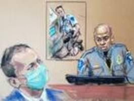 Polizeichef verurteilt Vorgehen von Ex-Beamten gegen Floyd