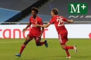 FC Bayern: Bayern-Profi Coman trifft auf PSG: Zuhause gegen die Heimat