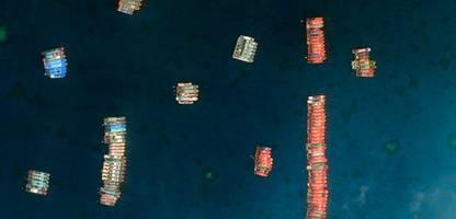 China und Philippinen: Konfrontation im Südchinesischen Meer