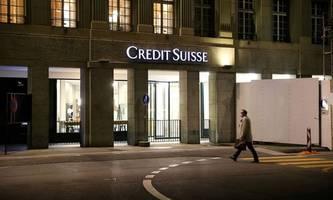 Milliardenschaden für Credit Suisse