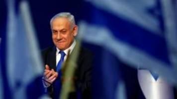 Nach Wahlen in Israel: Netanyahu soll Regierung bilden