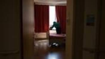 corona-pandemie: wo not herrscht  –  was not lindern kann