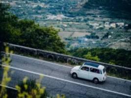 reisebuch: unterwegs mit der gärtnerin