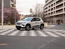 Elektrisches Micro-SUV: Dacia Spring - am Stromer gespart