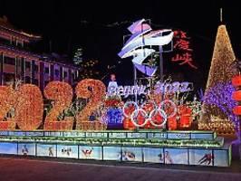 Kritikpunkt Menschenrechte: Debatte über Olympia-Boykott empört China