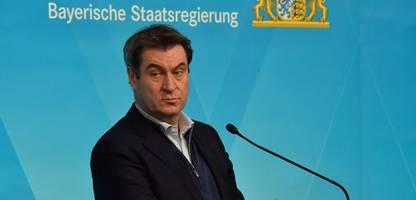 Markus Söder: Bayern unterzeichnet Vorvertrag für Sputnik-Impfstoff