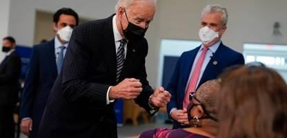 Coronavirus: Impfkampagne in den USA geht schnell voran
