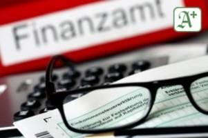Finanzämter-Ranking: Bearbeitungszeit Steuererklärung: Hamburg rutscht ab