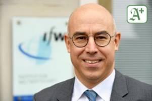 Wirtschaft: IfW-Präsident Gabriel Felbermayr verlässt Kiel vorzeitig