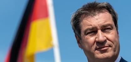 """Ein """"Brücken-Lockdown"""" entspräche auch der Linie von Söder und Merkel"""
