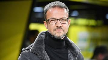 Fredi Bobics Verhandlungen bei Eintracht Frankfurt vor Abschluss