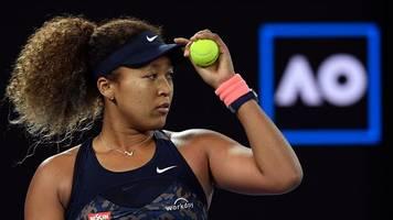 tennis: naomi osaka erhebt stimme weiterhin gegen rassismus