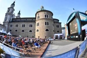 Salzburger Festspiele für den Sommer zuversichtlich
