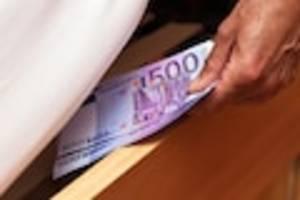Notenbanken wollen Inflation laufen lassen - Deutsche Bargeldliebe untergräbt Geldpolitik - das kann sich rächen