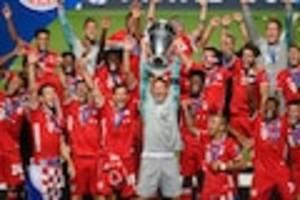 champions league - bayern - paris im live-ticker: brisantes wiedersehen der finalisten