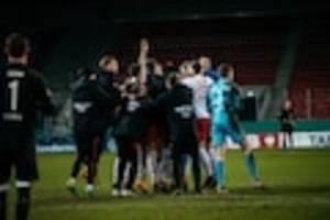 DFB-Pokal - Regensburg - Bremen im Live-Ticker: Wer wird Leipzig-Gegner?