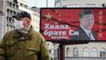China und der Balkan: Großer Dank an den neuen Bruder