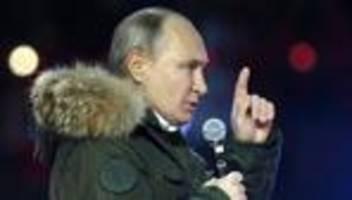 Konflikt in der Ostukraine: Russland wirft Ukraine Provokation vor