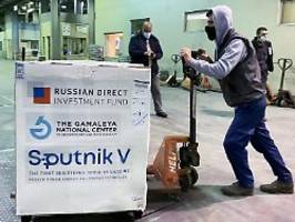 Die EMA prüft noch: Ist Sputnik V vertrauenswürdig?