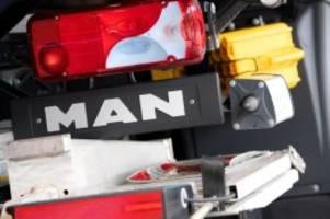 Lastwagen: MAN-Werk Steyr vor dem Aus