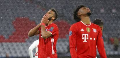 Champions League: FC Bayern München nach dem 2:3 gegen Paris Saint-Germain - die Entzauberten