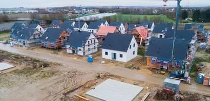 Immobilien: Deutlich mehr Baugenehmigungen für Einfamilienhäuser