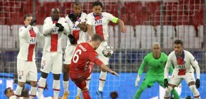 Champions League: FC Bayern gegen PSG - die Pressestimmen zum 2:3