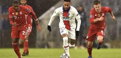 Neymar und Kylian Mbappé von Paris Saint-Germain: Für Bayern München zu gut
