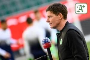 fußball: glasner lobt frankfurt-trainer: adi ist ein super kerl