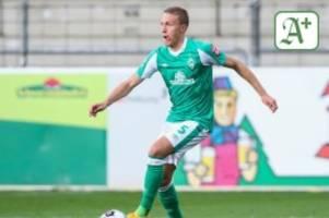 Fußball: Werder Bremen ohne Verteidiger Augustinsson gegen RB Leipzig