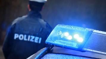 52-jähriger nach randale und bedrohungen festgenommen