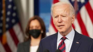 USA: Joe Biden will mit neuem Gesetz gegen Geisterwaffen kämpfen