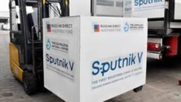 Kommentar: Sputnik V und die große Verzweiflung