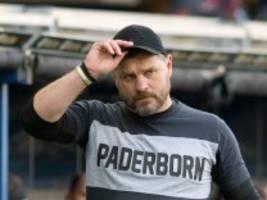 fußball in der 2. liga: baumgart verlässt paderborn