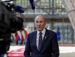 vergleich mit ns-hetzblatt: sloweniens premier attackiert ard-reporter