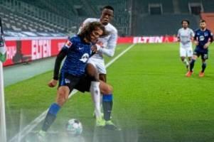 Hertha BSC: Hertha gegen Gladbach: Ein letzter Tanz im Auflehn-Modus