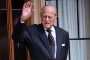 Royals: Britisches Königshaus bestätigt: Prinz Philip ist gestorben