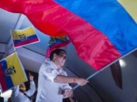 Wahlen in Peru und Ecuador: Die offenen Wunden Südamerikas