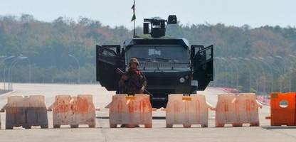 myanmar: junta erwägt längeren ausnahmezustand