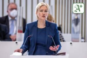 bundesländer: corona-strategie: schwesig beklagt hin und her in debatte