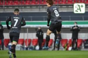 Fußball: Drei Wochen vor DFB-Pokal: Werder schon einmal gegen Leipzig