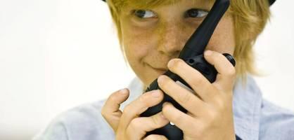diese walkie-talkies eignen sich für kleine bis große abenteurer