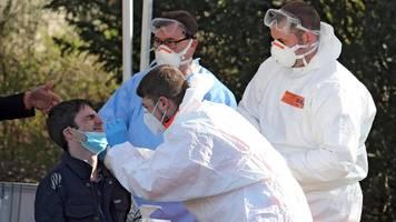 Zahlen des RKI: Neuinfektion steigen deutlich an – Inzidenz liegt bei über 110