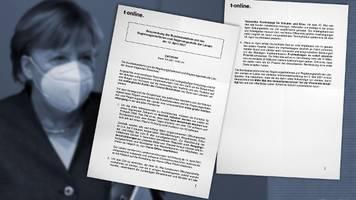 Corona-Krise: Frau Angela Merkel,  versuchen Sie es mit diesen Beschlüssen!