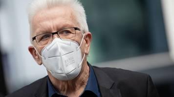 kretschmann für mehr einheitlichkeit bei pandemie-bekämpfung