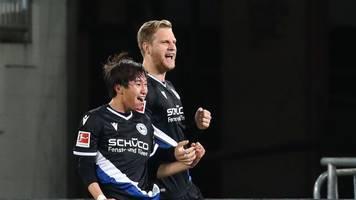 bielefeld siegt gegen freiburg: erstes heimtor seit januar