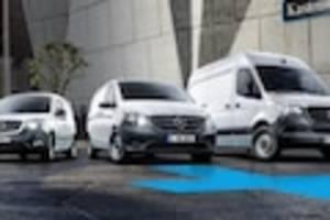 Fast jede Größe betroffen - Bremsprobleme und Brandgefahr: Mercedes ruft mehr als 75.000 Transporter zurück